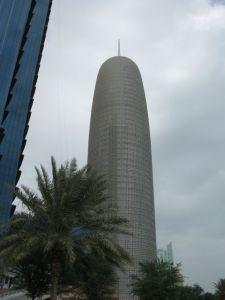 Corndog building