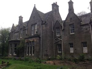 Old Scottish Manse