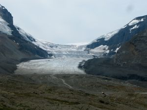 Columbia icefield.